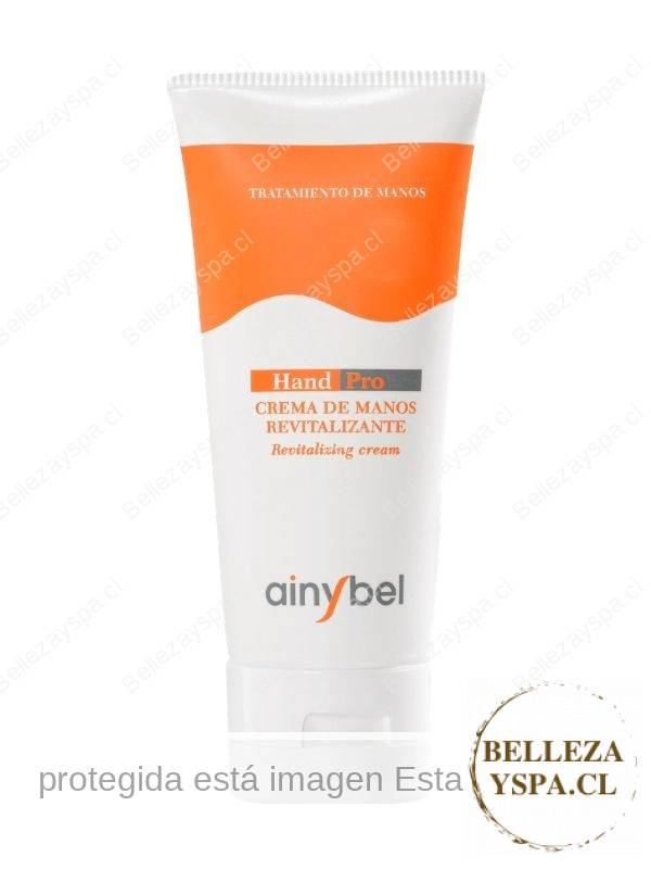 AINYBEL - Crema Revitalizante - Hand Pro