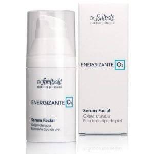 DR. FONTBOTÉ - Serum Facial Energizante O2 - Línea Energizante Oxigenoterapia