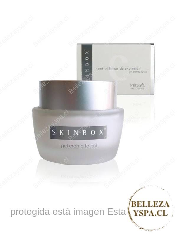 DR. FONTBOTÉ - Crema Facial Antiarrugas Skin Box - Línea Dermo-Relajante Skin Box