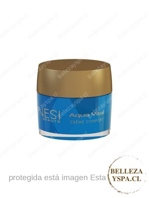 ANESI - Crema Confort Especial Piel Seca - Línea AquaVital