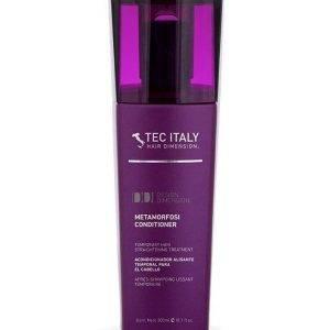 TEC ITALY - Acondicionador Metamorfosi - Relajante temporal ideal para cabello crespo