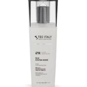 TEC ITALY - Serum Silk System Shine - Brillo instantáneo y revitalidor de puntas