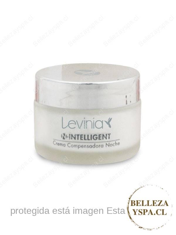 LEVINIA - N-INTELLIGENT-Crema-Noche-Neuro-Aging 50 g