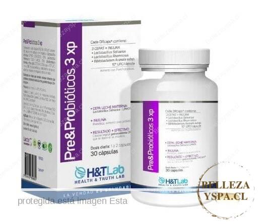 H&TLab – Pre&Probióticos 3 xp