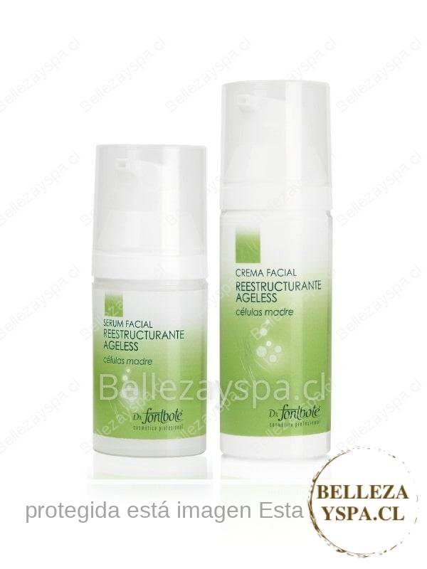 Pack Células Madre Fontboté - Serum + Crema Facial