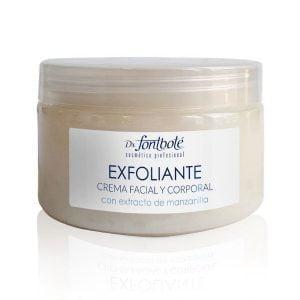 DR. FONTBOTÉ - Crema Exfoliante - Línea Prod. Especial Limpieza