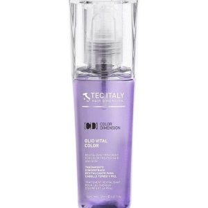 TEC ITALY - Olio Vital Color - Revitalizante para cabello teñido