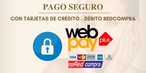 Pago seguro WebPay Plus